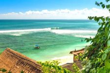 Bingin beach - live webcam Bali (Indonesia)