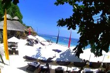 Karma Beach live webcam Bali (Indonesia)
