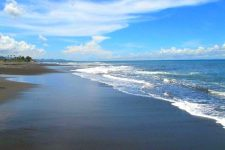 Keramas beach - Bali live webcam