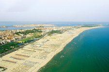 Chioggia Sottomarina - live webcam Venice