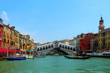Rialto Bridge in Venice – live webcam 2