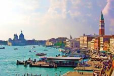 St. Mark's Bay – Live webcam Venice