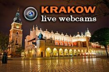 The best live webcams Krakow