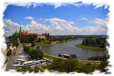 Webcam Krakow – a view to the Wawel Castle