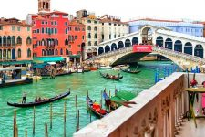 Webcam Venice – Rialto Bridge from Palazzo Bembo