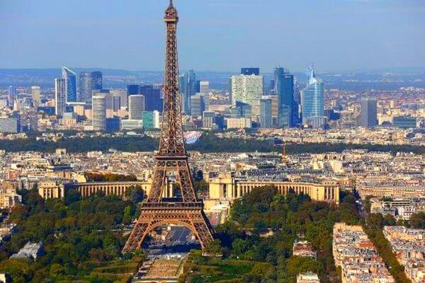 Live Webcam Paris