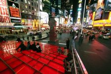 New York Times Square webcam – Duffy Square