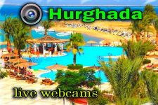 The best webcams Hurghada – TOP-10